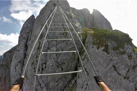 Intersport klettersteig