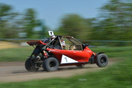 Testovali jsme závodní buggy👌