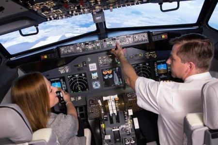 Nejreálnější letecký simulátor