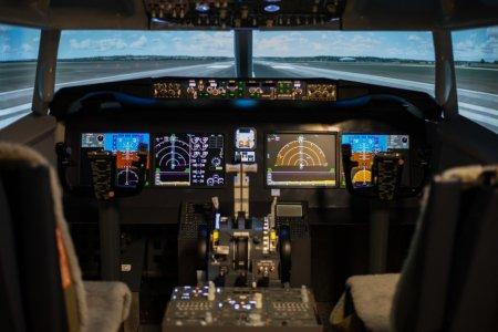 Letecké simulátory Brno