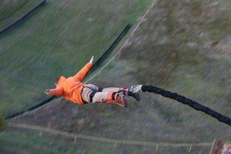 Bungee Jumping provoz březen