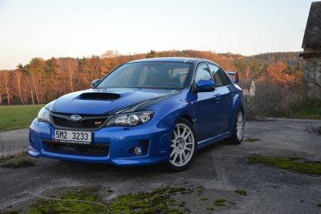 Subaru WRX Český Krumlov