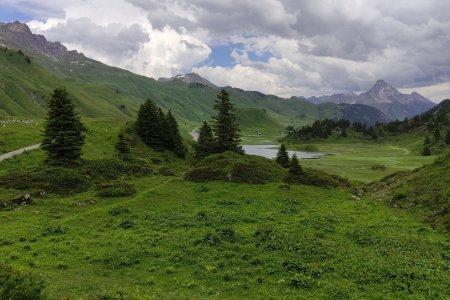 Nejkrásnější jezero v Rakousku
