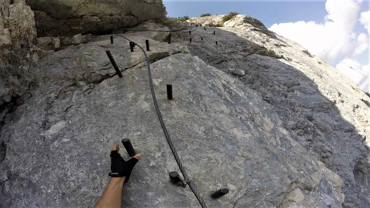 Donnerkogel klettersteig