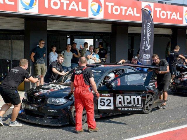 Testování Autodrom Brno 2021