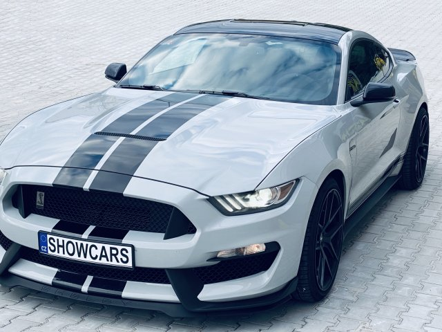 Nový Ford Mustang Shelby