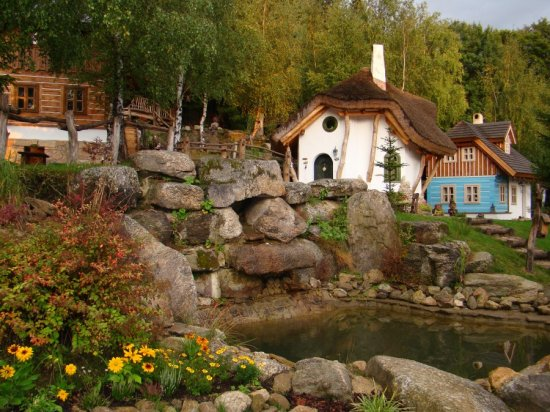 Pohádková vesnička