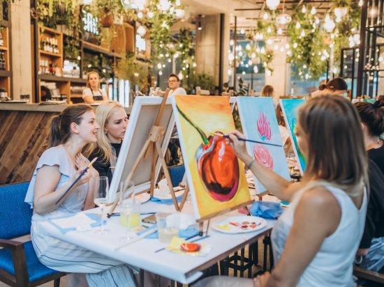 Zážitkové malování
