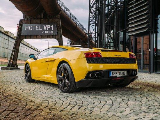 Jízda v Lamborghini Ostrava
