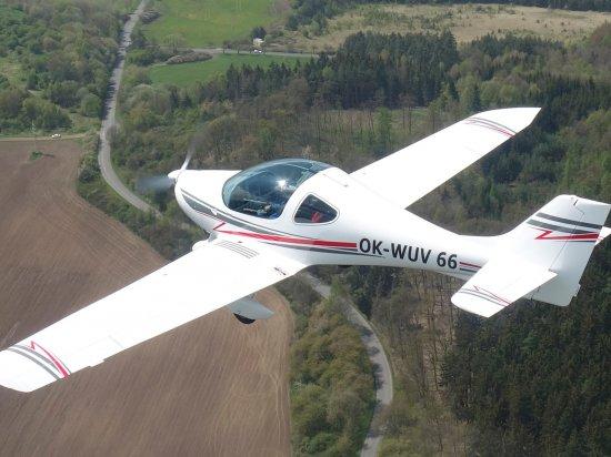 Kurz pilotování letadla