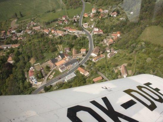 Vyhlídkové lety Ostrava
