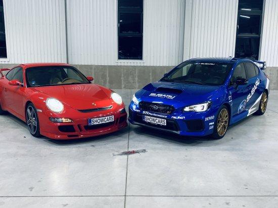 Subaru vs Porsche