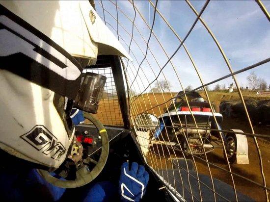 Autokrosovým závodníkem