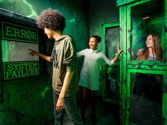Úniková hra Prison Island