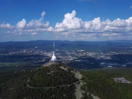Vyhlídkové lety Liberec