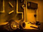 Úniková hra Steampunk laboratory