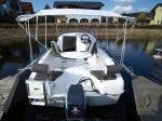 Jízda motorovým člunem