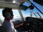 Pilotování letadla Plzeň