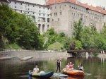 Lodí po Vltavě