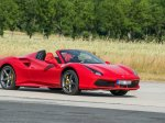 Jízda ve Ferrari na okruhu