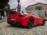 Jízda ve Ferrari Brno