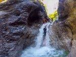 Canyoning Rakousko
