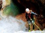 Canyoning Slovinsko