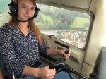 Pilotem letadla na zkoušku