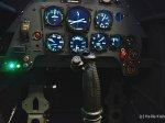 Letecký simulátor Messerschmitt