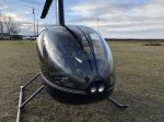 Vyhlídkový let vrtulníkem Sazená