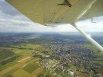 Vyhlídkové lety nad Prahou