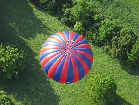 Let balónem Česká Sibiř