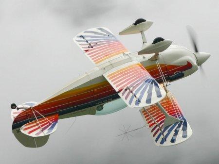 Akrobatický let Příbram