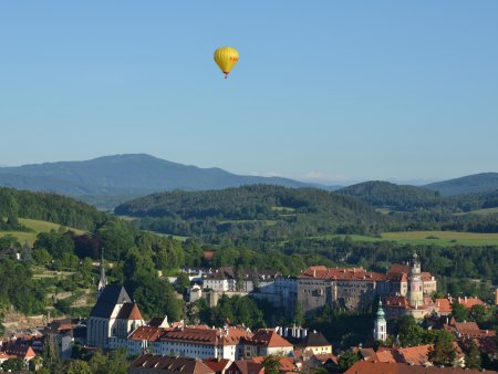 Privátní lety balónem