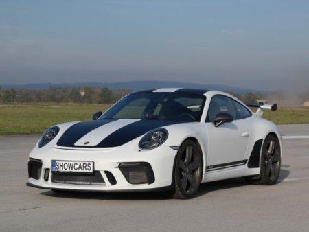 Jízda v Porsche 911