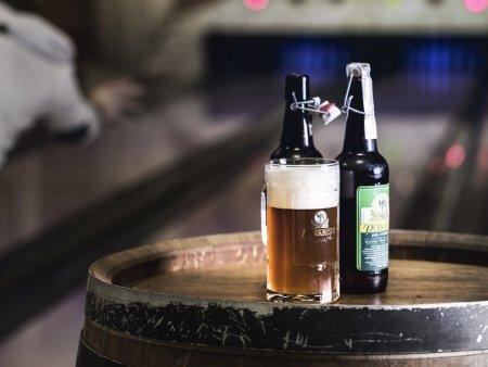 Víkend v pivovaru