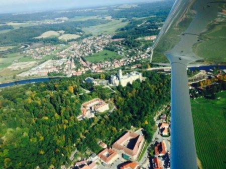 Vyhlídkové lety České Budějovice