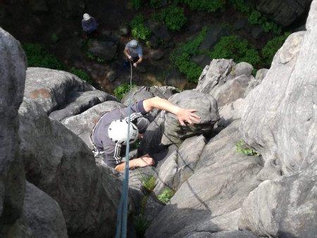 Horolezecký kurz Labské pískovce