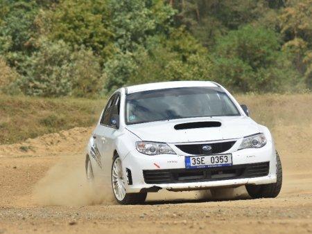 Rally zážitek se Subaru