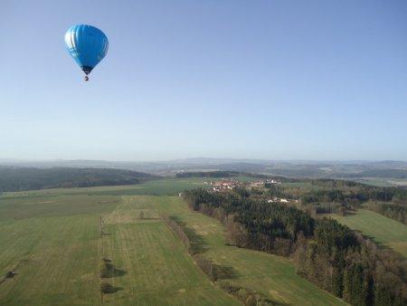 Let balónem Karlovy Vary