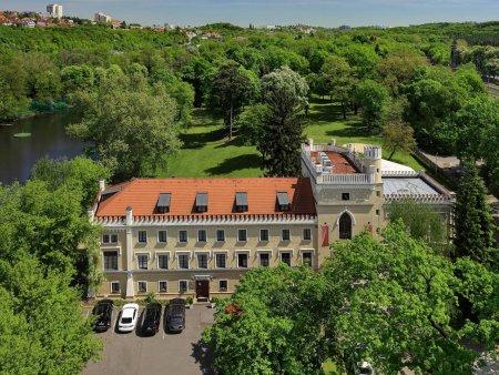 Rodinný pobyt na zámku v Praze